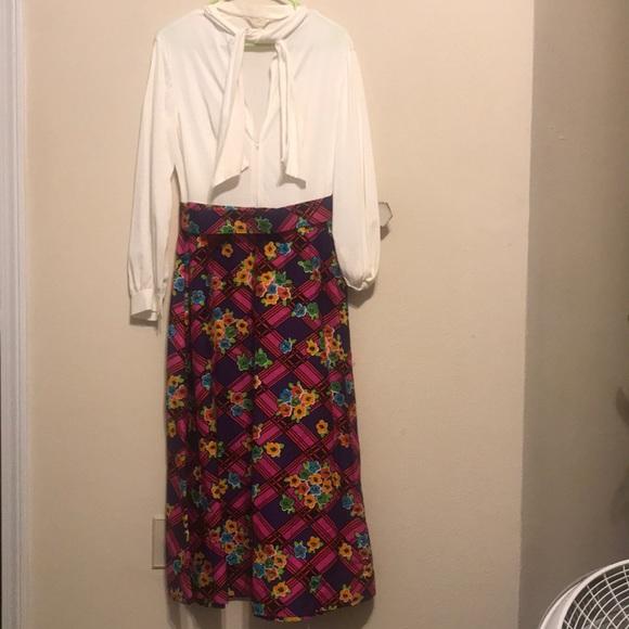 Vintage Dresses & Skirts - Amazing vintage dress!!